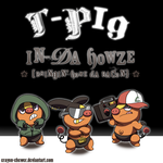 T-Pig by crayon-chewer