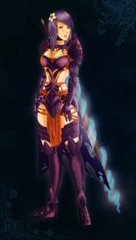 .:GuildWars2 - Competition Entry:. by Galanty