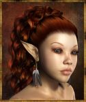 Faelwen - my first elf picture by Eyesblue62