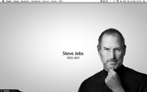 R.I.P - Steve Jobs by mb-neo