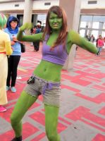 Fanime'12: She-Hulk by theEmperorofShadows