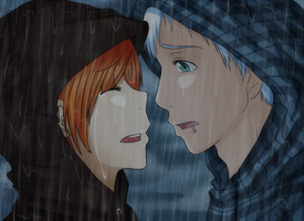 Collab: Don't cry by Abby-desu