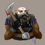 War Dwarf by SometimesCats