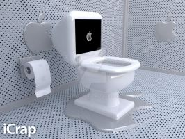 Macintosh iCrap by otas32