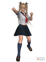 DOA5 Marie Rose Costume 34 Newcomer School by rolance