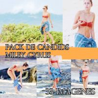 pack de candids miley cyrus by nickieditions