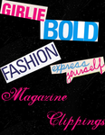 Magazine Clippings- Part 2 by LacedxRoses