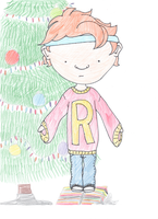 Merry Christmas Ron by AVPMismylife
