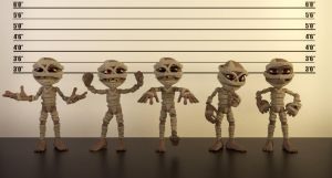 Unusual Suspects : Beer Thieves by V3Digitimes