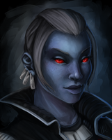 SWTOR Commission - Jituss by jess-o