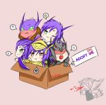 Box of Kha'Zix by NaraEragon