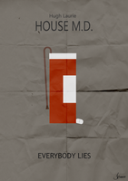 HouseMDPoster by Preecey