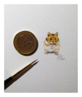 Tiny Little Hamster by TainTed-LoVe92