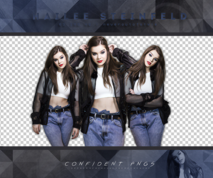Photopack 139 // Hailee Steinfeld by confidentpngs