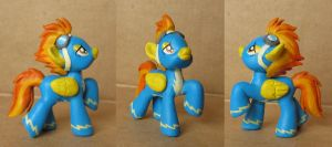 Spitfire Blind Bag Custom by atelok