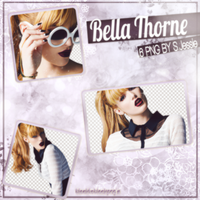 Bella Thorne Png Pack by S-JessiePNG