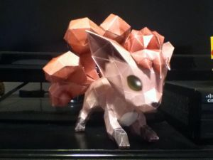 Vulpix by Fireheart-Himeno