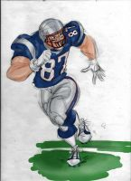 Gronk by mikemack1984