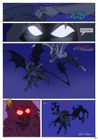 OCT Round 3 P14 by Boredman