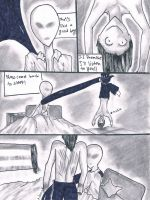 Lost in the forest slenderman's kingdom part 35 by floriyon