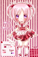 Moe-Maid adopt [Closed] by sakuraGx4nina