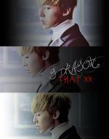 G-DRAGON - THAT XX by rahulUnkow