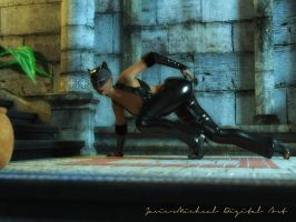 CatWoman by JavierMicheal