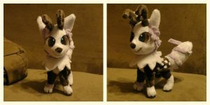 Twine plush by Toshiko-paws