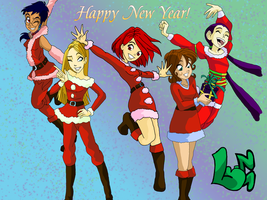 We wish you.... by Late-comer