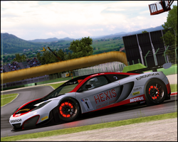 McLaren Imola by thylegion