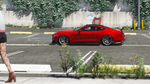 GTA 5 Mustang RTR by masterschwag