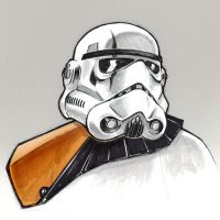 Sandtrooper by voya