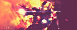 Iron Man signature by FoxedPeople