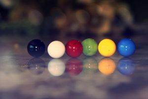Tiny color balls by ngyncloud