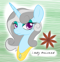 Lady Aniseed by MartianSketchPones