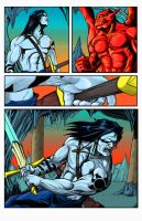 Sequential page, Kade by KevinJConley1