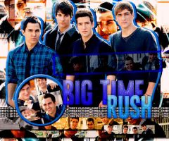 Big Time Rush Blend by CaroEditionsBTR