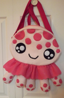 Jellyfish Purse/Backpack by Mishaila