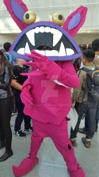 Aaahh Real Monsters Ickis Cosplay by TymanTy353
