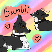 Bambii (revised) by Cierue