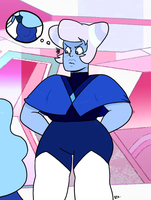 Steven Universe - Holly Blue Agate 04 by theEyZmaster