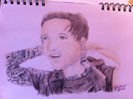 Austin Carlile (Of Mice and Men) by ParamoreFreak1878