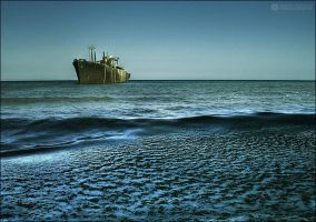 ghost ship by adypetrisor