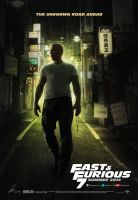 Poster Provisional de FAST AND FURIOUS 7 by jphomeentertainment