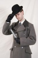 The Inspector. for Posterity 3 by lindowyn-stock