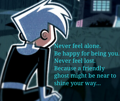 Danny Phantom with the ghost kicking anthem by EctoPhantomiix