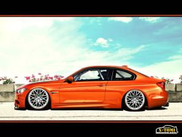 BMW 3-Series Coupe by x-tomi