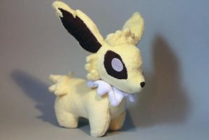 Jolteon Plush! by WindQueen