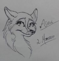 A simple Aleu by Ms-Julie