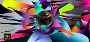 Abstraction of Color 2 by Che1ique